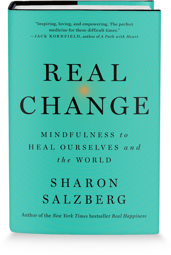 Real Change by Sharon Salzberg