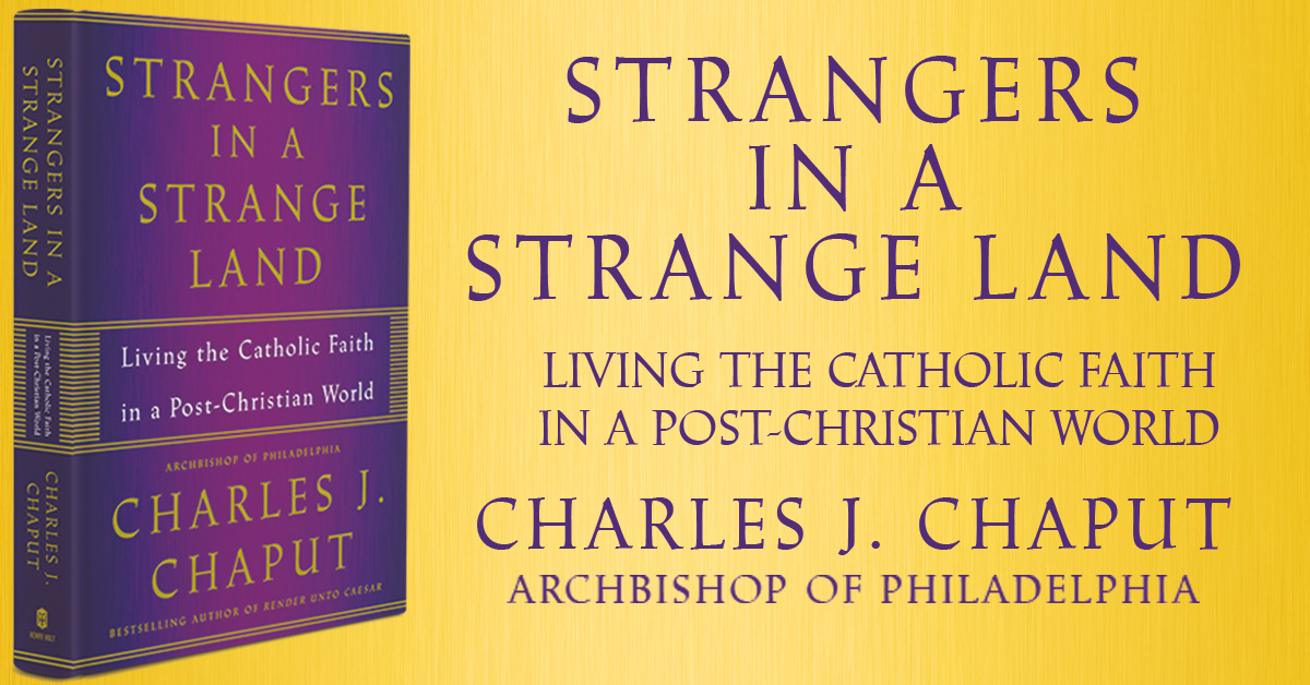 Image result for Strangers in a strange land chaput