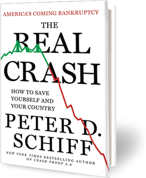 The Real Crash >> The Real Crash By Peter D Schiff St Martin S Press