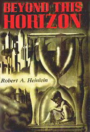 Beyond the Horizon by Robert A. Heinlein