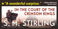 In the Courts of the Crimson Kings by S. M. Stirling
