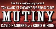 Mutiny by David Hagberg and Boris Gindin