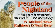 People of the Nightland by W. Michael Gear and Kathleen O'Neal Gear