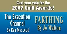Cast your vote for the 2007 Quill Awards!