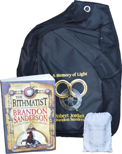 Rithmatist prize pack