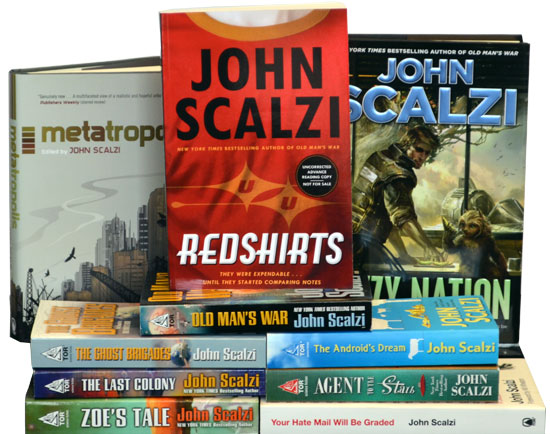 John Scalzi Collection