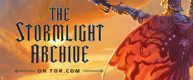 The Stormlight Archive on Tor.com