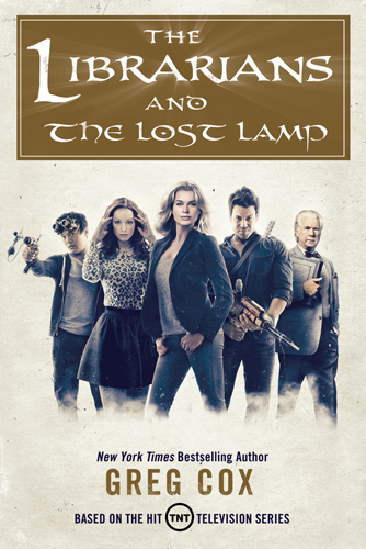 Librarians and the Last Lamp