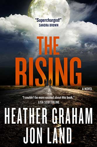 The Rising by Jon Land and Heather Graham