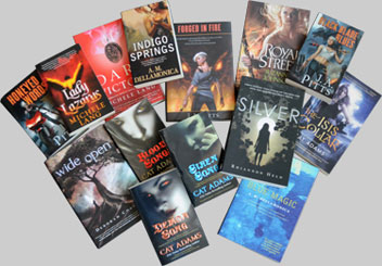 Urban Fantasy Sweepstakes