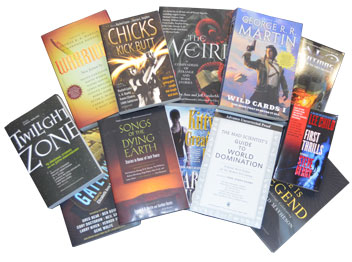 Anthologies Sweepstakes