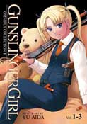 Gunslinger Girl story and art by Yu Aida