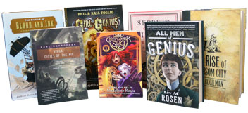 Steampunk Sweepstakes