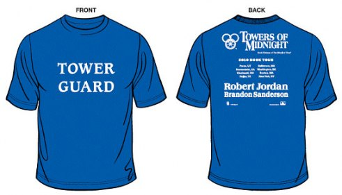 Tower Guard T-shirt