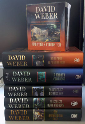 Safehold Series Prize Pack